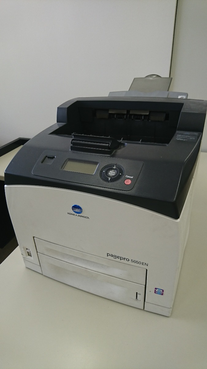 DRIVERS: MINOLTA PAGEPRO 18N