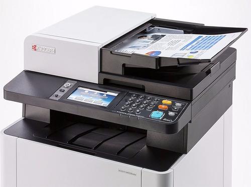 impresora láser kyocera