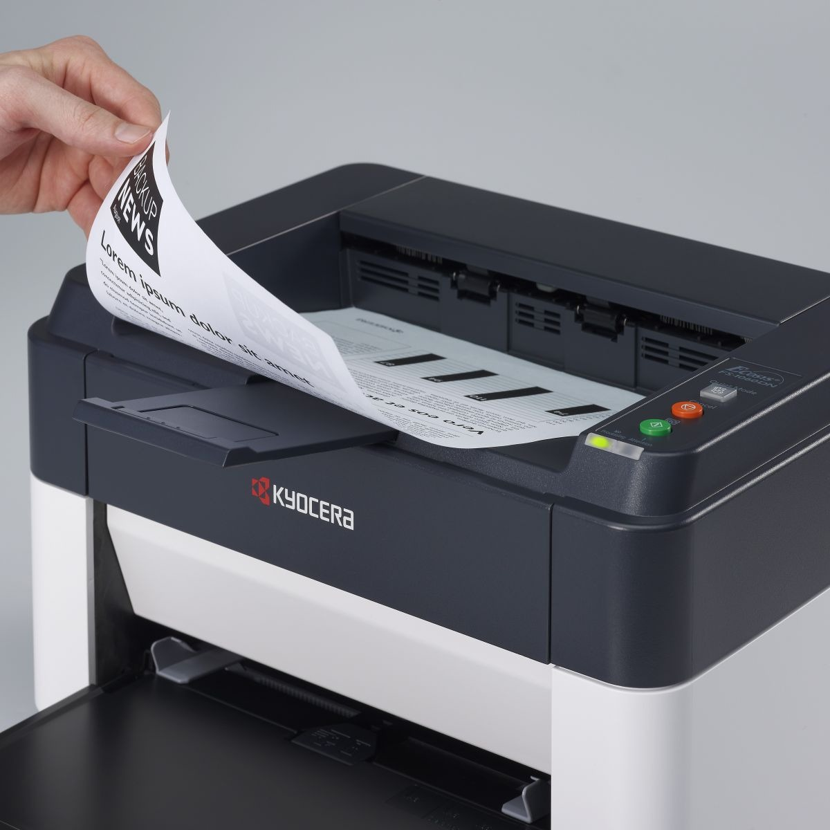 Impresora Láser Kyocera Ecosys Fs-1040 La Mejor Del Segmento - U$S ...
