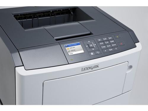 impresora láser lexmark