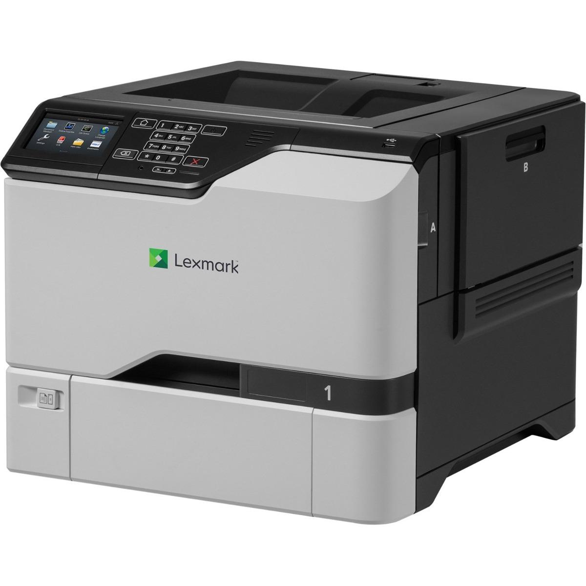 Increíble Impresora Láser A Color Revisa El Costo Por Página Fotos ...