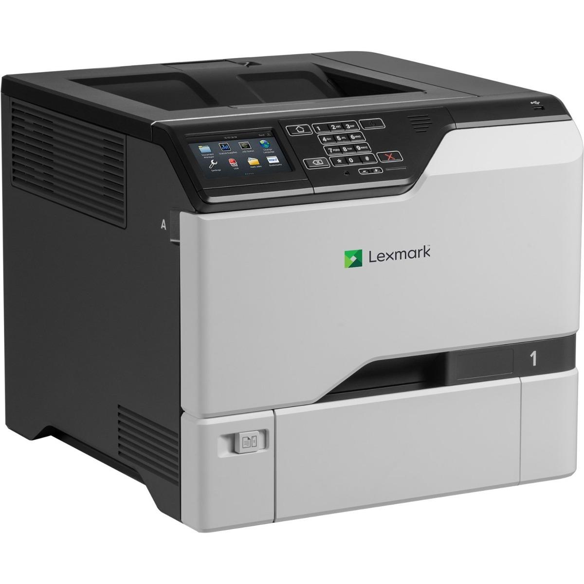 Vistoso Impresora Láser A Color Revisa El Costo Por Página Adorno ...