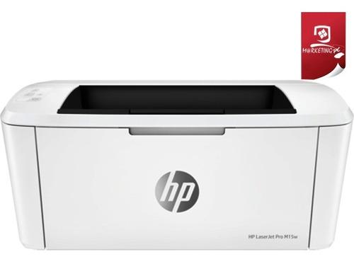 impresora laser monocromatica hp m15w 19ppm usb wifi