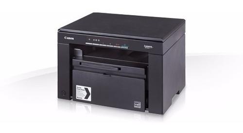 impresora laser multifuncion canon mf 3010 monocromo scaner