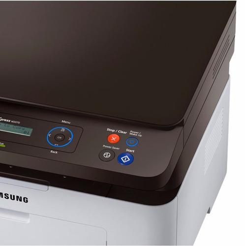 impresora laser multifuncion samsung sl-m2070w wifi duplex