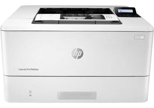 impresora laser negra hp laserjet m404dw reemp m402
