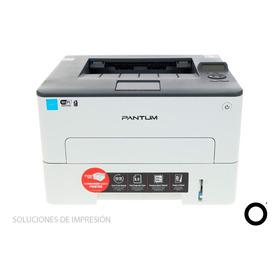 Impresora Laser Pantum Autorecargable P3300dw Wifi-duplex