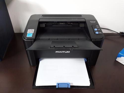 impresora laser pantum p2500w / wifi