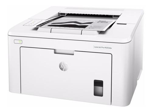 impresora laser pro hp m203dw m203 wifi duplex m201 cuotas tienda oficial hp