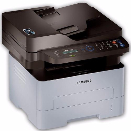 impresora laser samsung m-2880fw wifi scanner copia fax nfc