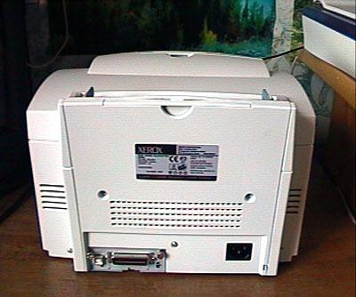 XEROX DOCUPRINT P8EX TREIBER WINDOWS 7