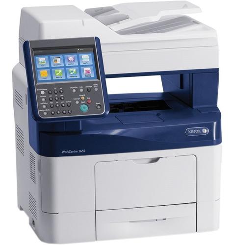 impresora laser xerox oficial multif wc3655 usado o alquiler