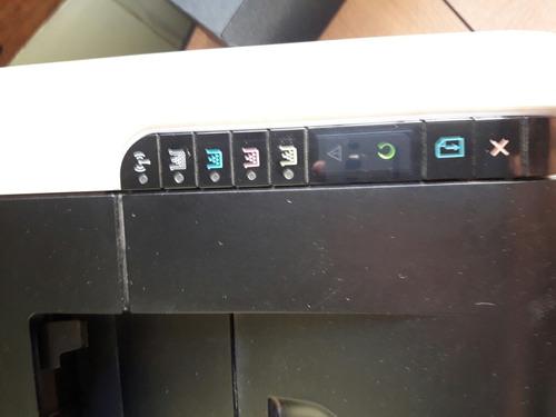 impresora laserjet cp1025nw color