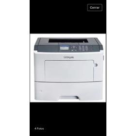 Impresora Lexmarck Ms610