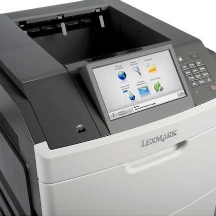 impresora lexmark laser