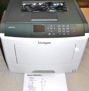 impresora lexmark laser color cs417dn