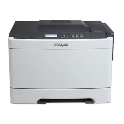 impresora lexmark laser color cs417dn