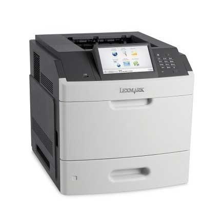 impresora lexmark ms812de laser monocromatica 70ppm