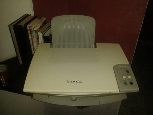 impresora lexmark x1250