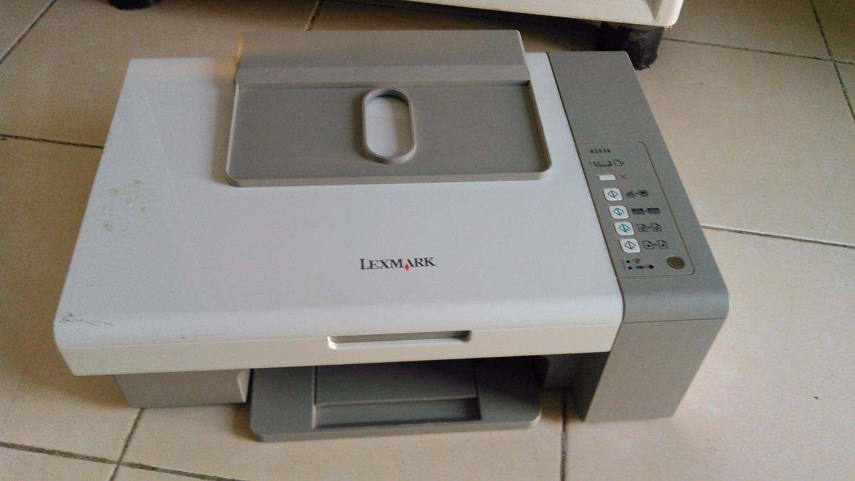 LEXMARK X2530 DRIVER FOR WINDOWS 7