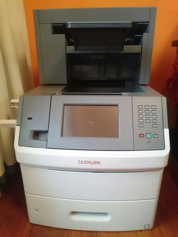 Lexmark T656 Printer Universal PCL5e 64 BIT Driver