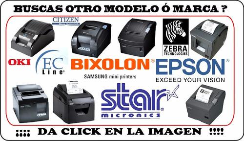 impresora matriz punto