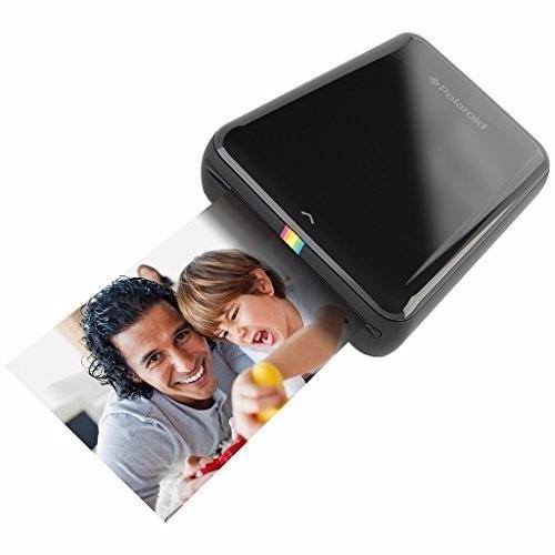 Impresora Mobil Para Dispositivos Androids Y Apple Negro