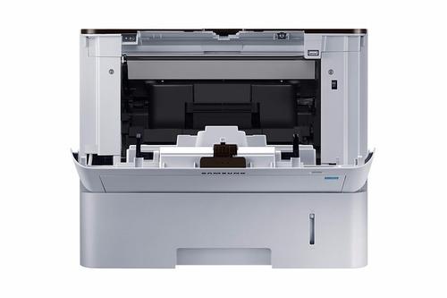 impresora monocromática samsung laser sl-m4030nd duplex red