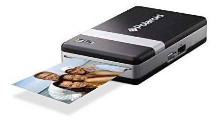 impresora móvil instantánea polaroid cza10011 + bluetooth