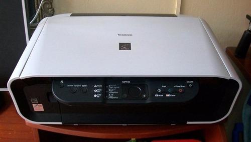 impresora mp 140