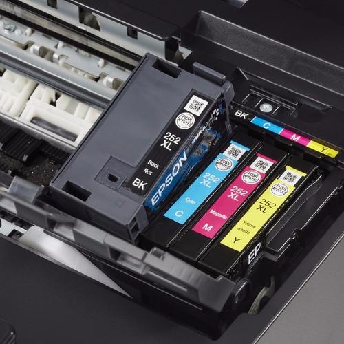 impresora mult epson wf 3620 original de fabrica x5 unidades