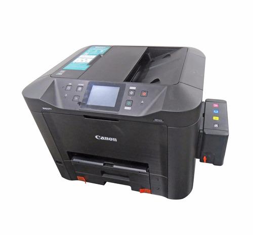 impresora multif canon maxify mb5410+sistema continuo