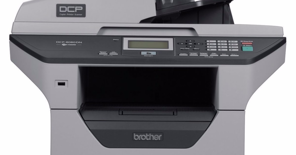 Brother DCP-8080DN Printer/Scanner New