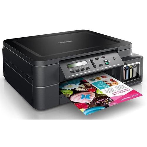 impresora multifuncion brother dcp-t 510 w sistema continuo