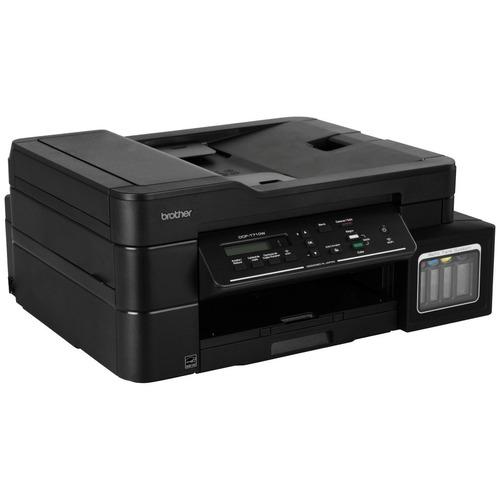 impresora multifunción brother dcp-t710w sist continuo adf