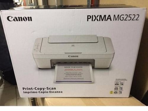 impresora multifunción  canon pixma mg2522