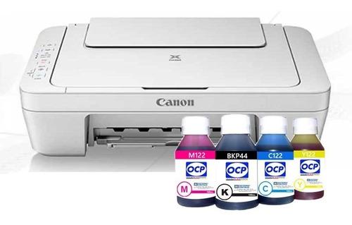 impresora multifuncion canon pixma mg2910 wifi + tinta ocp