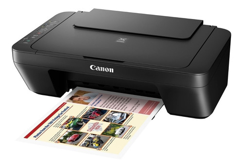 impresora multifunción canon pixma mg3010