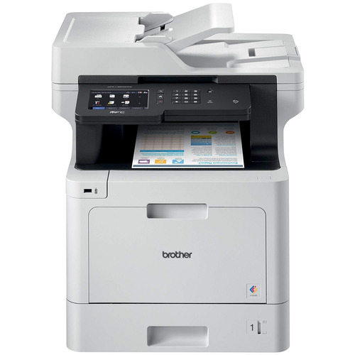 impresora multifuncion color brother mfc l8900 cdw nueva