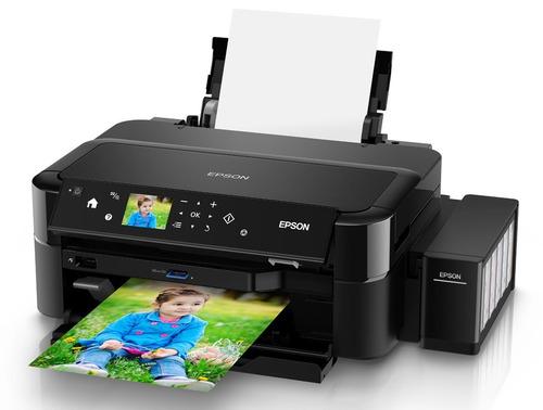 impresora multifuncion ecotank l810 sistema continuo