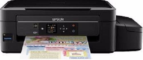 impresora multifunción - epson ecotank et-2550, wifi
