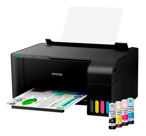 impresora multifuncion epson ecotank l3110   l3150 garantia