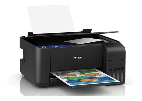 impresora multifuncion epson ecotank l3110 sist continuo