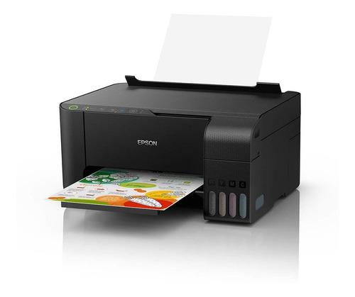 impresora multifunción epson ecotank l3150 multi-wifi
