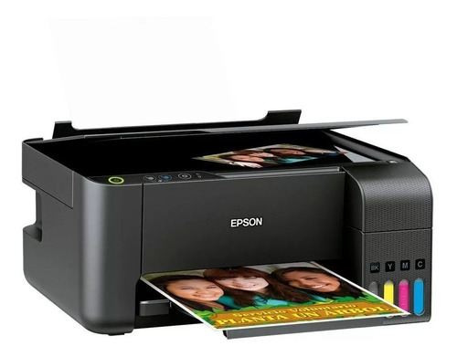 impresora multifunción epson ecotank sistema continuo l3110