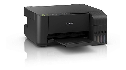 impresora multifuncion epson l3150 color continuo wifi ctas