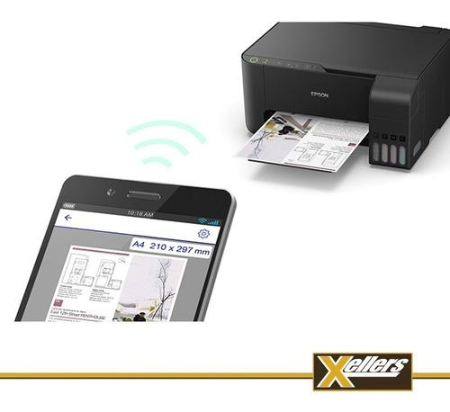 impresora multifunción epson l3150 contin ex l4150 xellers 2