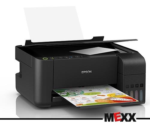 impresora multifunción epson l3150 continuo ex l4150 mexx 3