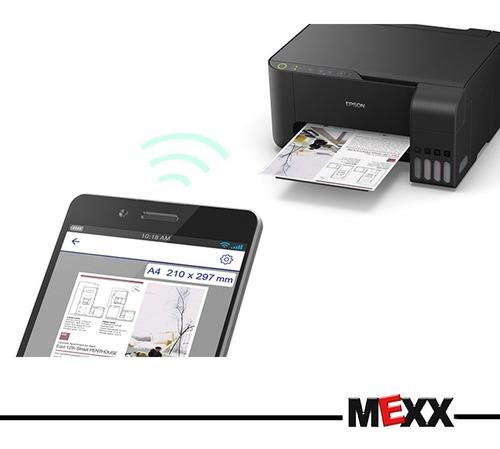 impresora multifunción epson l3150 continuo ex l4150 mexx