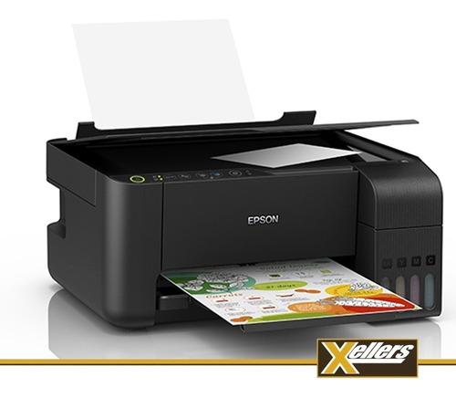 impresora multifunción epson l3150 continuo ex l4150 xellers